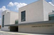 Centro de salud en Valdepeñas